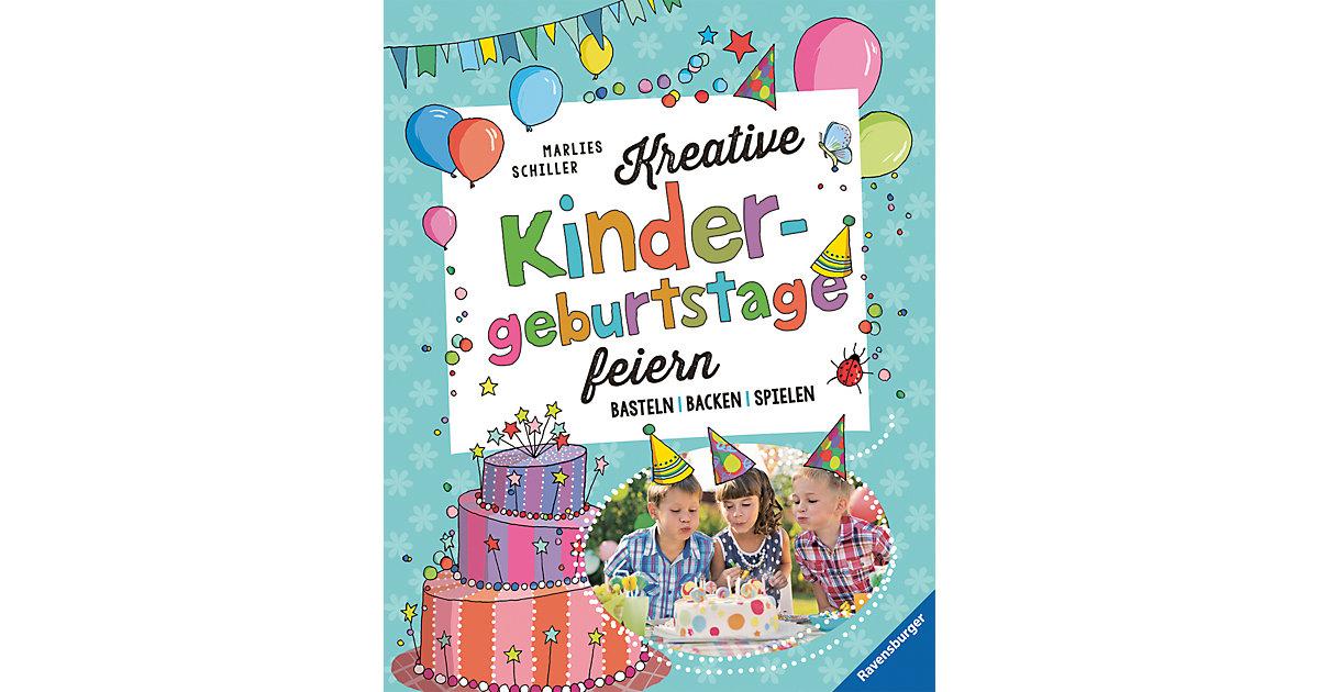 Buch - Kreative Kindergeburtstage feiern