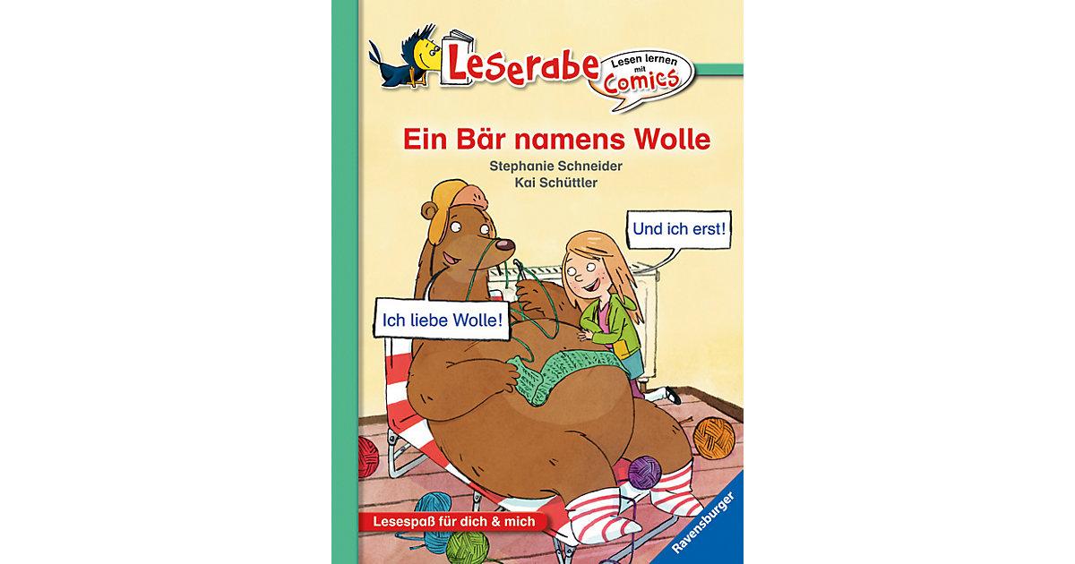 Buch - Leserabe: Ein Bär namens Wolle