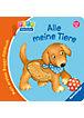 Mein erstes Buggy-Fühlbuch: Alle meine Tiere