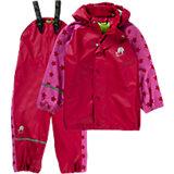 Regenanzug für Mädchen