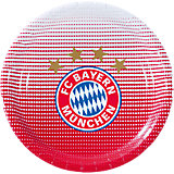 Partyteller FC Bayern München, 10er Set