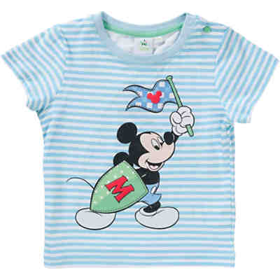 DISNEY MICKEY MOUSE & FRIENDS Baby T-Shirt für Jungen