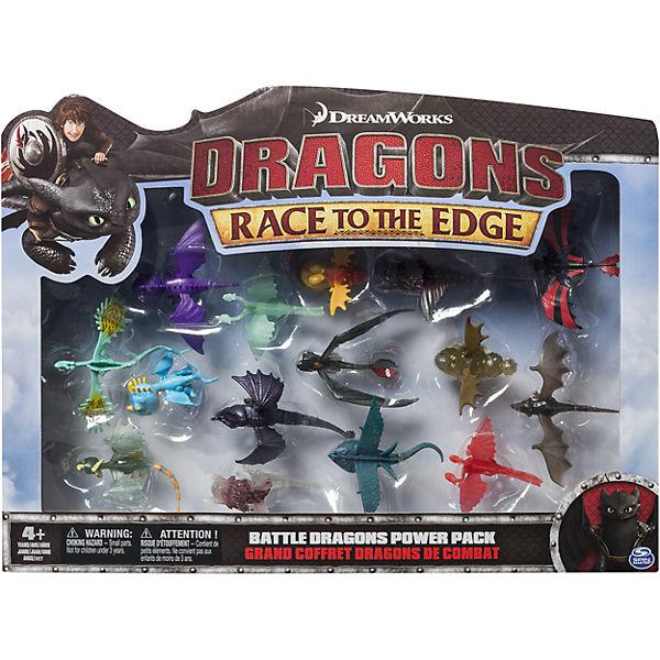 Spielzeug Rund Um Den Neuen Superhelden: Battle Dragons 15er Pack