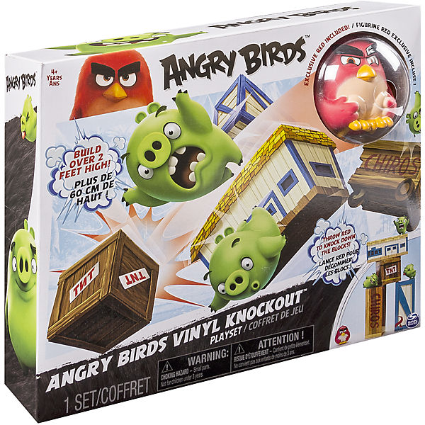 Angry Birds Pig Blast Angry Ball Spielset