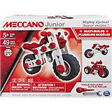 Meccano Junior Motorrad