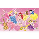 """Ковер """"Балерины"""" 80*133 см, Принцессы Дисней"""