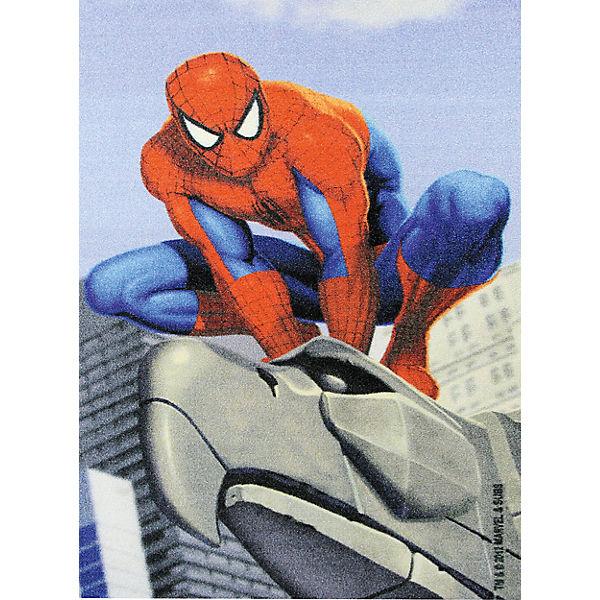 """Ковер """"На крыше"""" 80*133 см, Человек-Паук"""