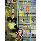 """Ковер """"Классики"""" 133*195 см, Маша и Медведь"""