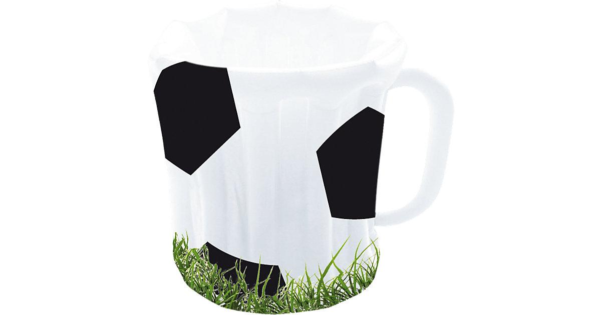 Fußballkrug, aufblasbarer