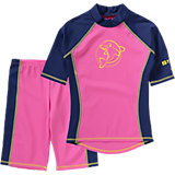 Kinder Schwimmanzug 2-teilig mit UV Schutz