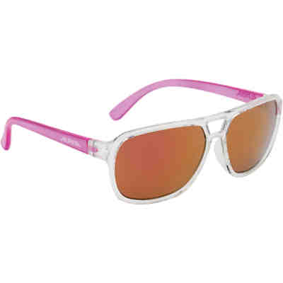 Sonnenbrille Yalla clear-pink