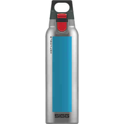 SIGG Trinkflasche Hot & Cold ONE Accent Aqua, 0,5 l