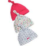 Baby Mütze 3er-Pack für Mädchen