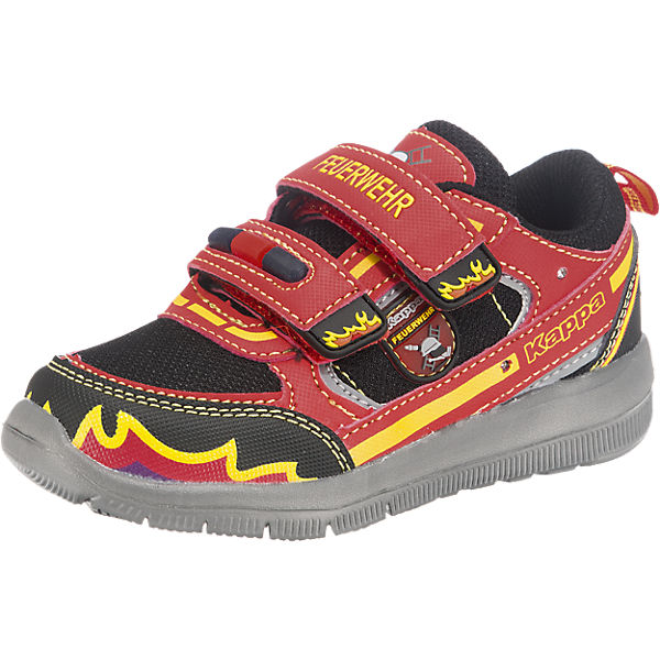 Kinder Sneakers Feuerwehr Low II Blinkis