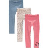 Leggings 3er-Pack für Mädchen