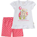 NICI Baby Set T-Shirt + kurze Hose für Mädchen