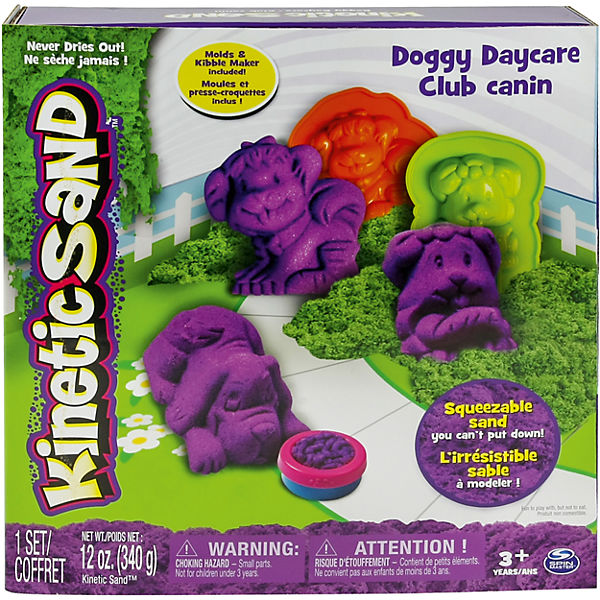 Kinetic Sand Doggy Daycare