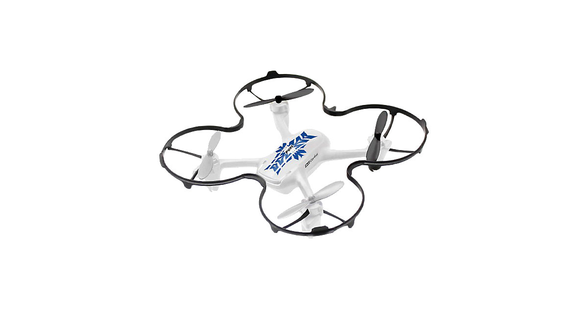 Control RC Quadrocopter Pure