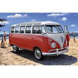 Revell Modelbausatz Model Set VW T1 Samba Bus