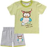 NICI Baby Set T-Shirt + kurze Hose für Jungen