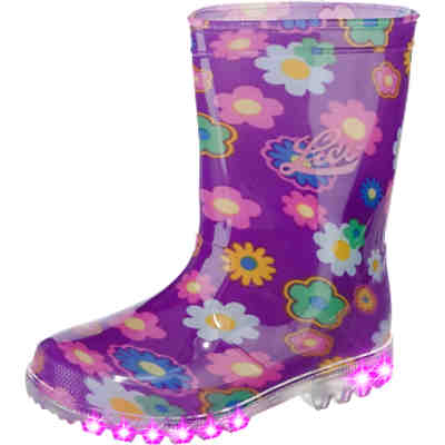 Kinder Gummistiefel Blinkies POWERLIGHT