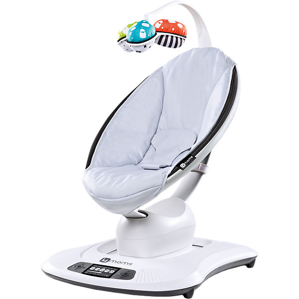 Wippe mamaRoo, 3D, Classic Grey