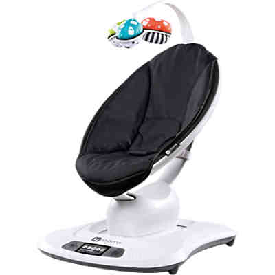 Wippe mamaRoo, 3D, Classic Black