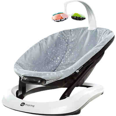 Babyschaukel bounceRoo, Silver Plush