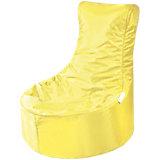 Sitzsack Seat XS, Oxford, gelb