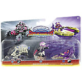 Skylanders Superchargers Multi Pack (Bone Bash Roller Bawl, Tomb Buggy & Splatter Splasher)
