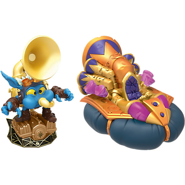 Skylanders Superchargers Dual Pack (Big Bubble Pop Fizz & Soda Skimmer)