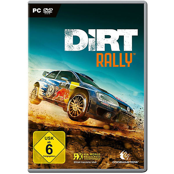 PC DiRT Rally