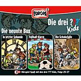 CD Die Drei ??? Kids 09 - 3er Box, Folgen 25-27