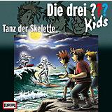CD Die Drei ??? Kids 48 - Tanz der Skelette