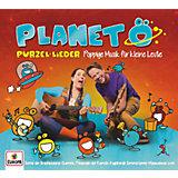 CD Planet Ö - Purzellieder