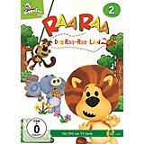 DVD Raa Raa 02 - Das Raa-Raa-Lied