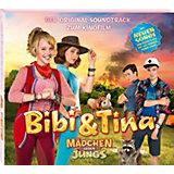 CD Bibi & Tina 3 - Original Soundtrack zum Kinofilm