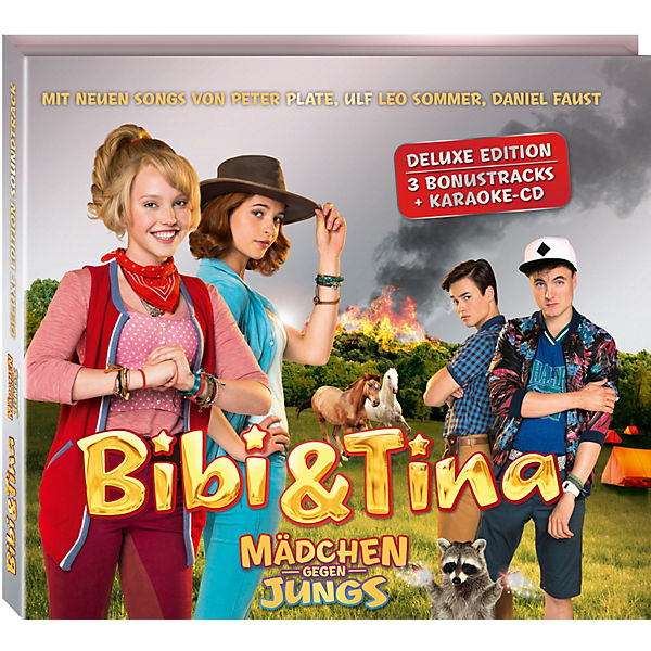 CD Bibi & Tina 3 - Original Soundtrack (Deluxe Edition)
