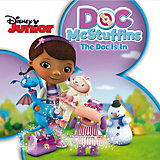 CD Doc McStuffins: The Doc is in (Englisches Musikalbum)