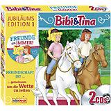 CD Bibi & Tina Freundschaftsbox (2 CDs)