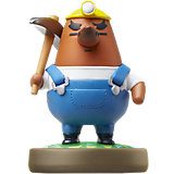 amiibo Figur Resetti (Animal Crossing)
