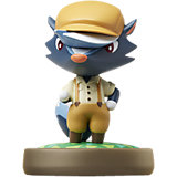 amiibo Figur Schubert (Animal Crossing)