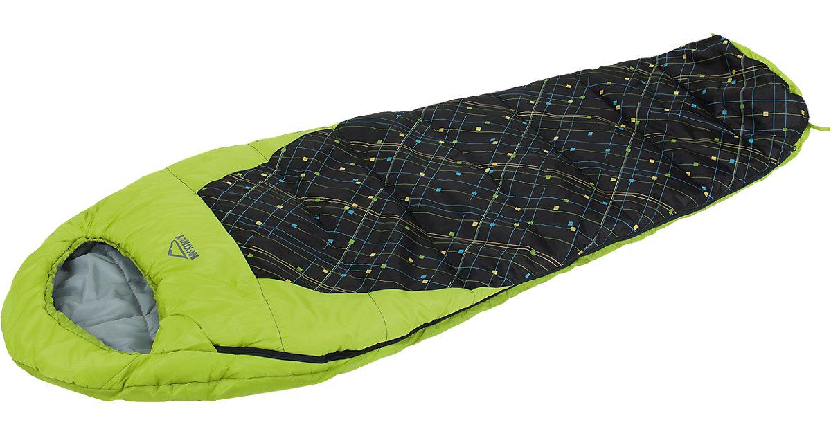Mumienschlafsack Dalton grün