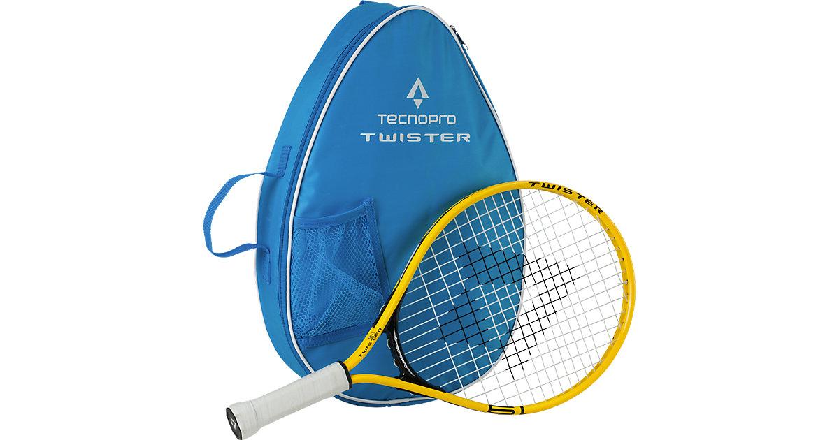 Tennis-Set Twister 19, gelb