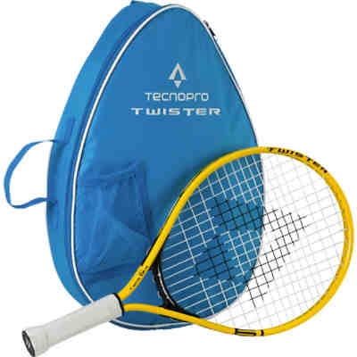 Tennis-Set Twister 19, gelb