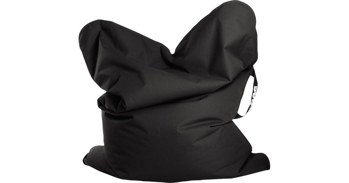 Sitzsack MYBAG SCUBA, 130 x 170 cm, schwarz