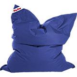 Sitzsack BigBag BRAVA, 130 x 170 cm, dunkelblau
