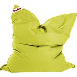 Sitzsack BigBag BRAVA, 130 x 170 cm, grün