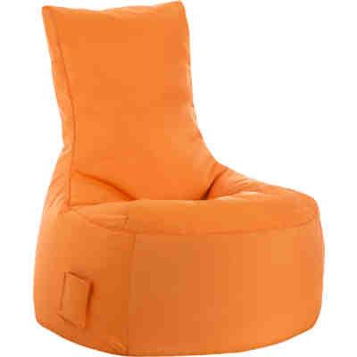 sitzsack swing scuba orange sitting point mytoys. Black Bedroom Furniture Sets. Home Design Ideas