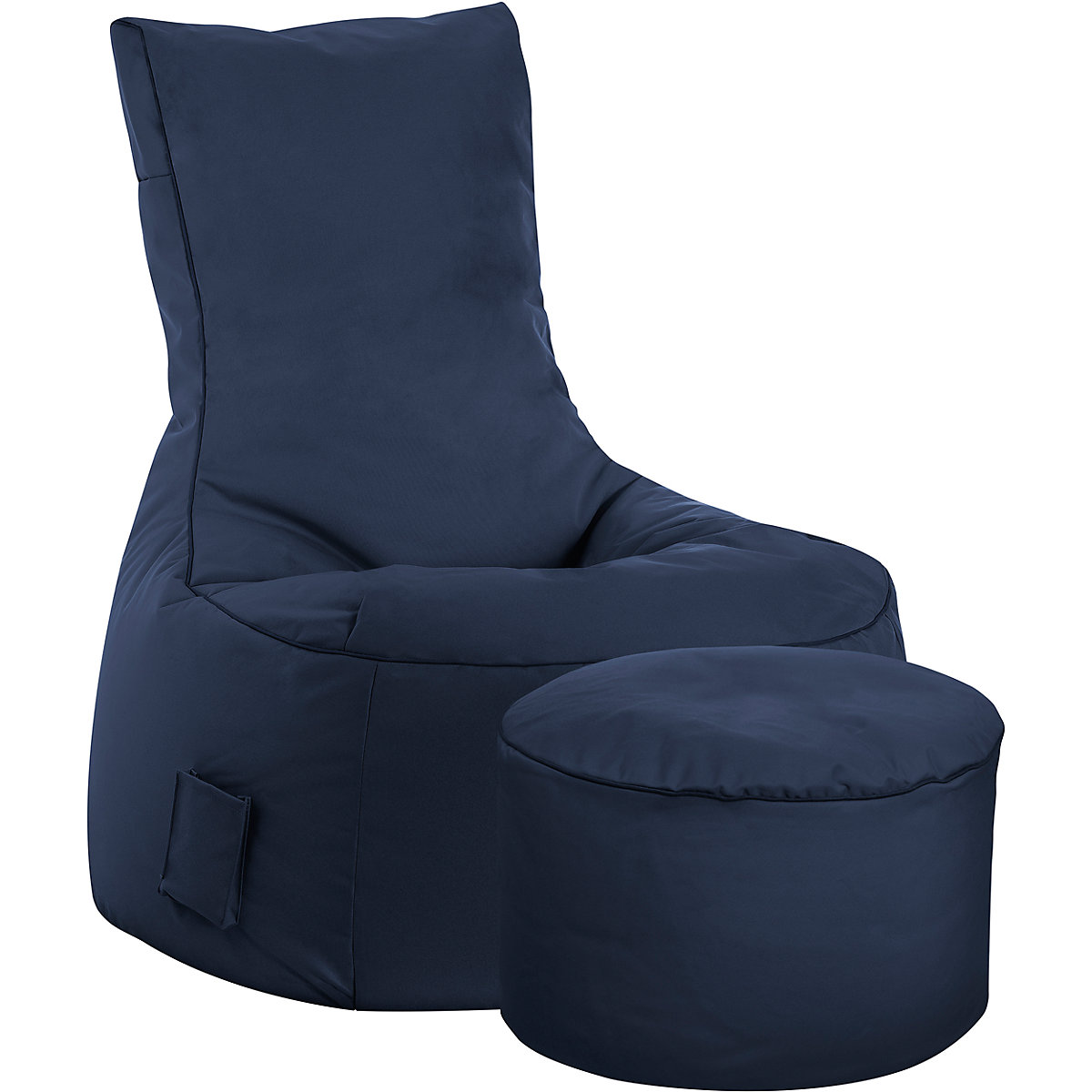 sitzsack swing scuba jeansblau sitting point mytoys. Black Bedroom Furniture Sets. Home Design Ideas